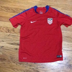 U.S soccer jersey